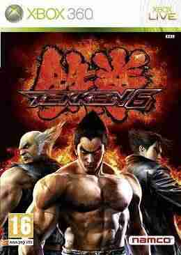 Descargar Tekken 6 [MULTI5][WAVE4][Region Free] por Torrent